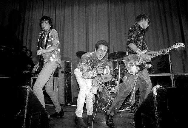 The Clash: An epiphany at a Sex Pistols gig led to the formation of the most enduring of punk bands.