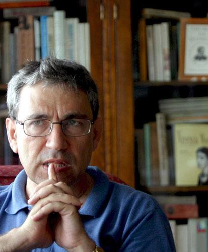 Pamuk, who won the Nobel Prize for literature, will lead the Turkish delegation at this week's Franfurt Book Fair