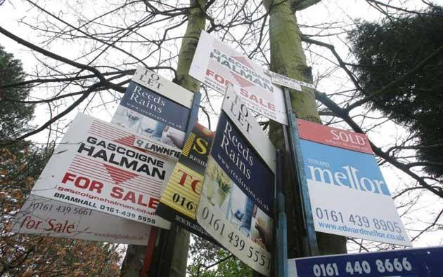 Signs of depression: finding a mortgage when house prices are falling can be tricky - but there are still deals to be had