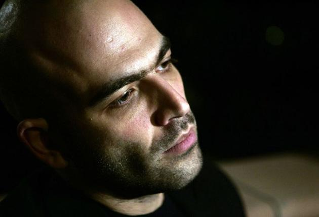 """This was also the week when the mob turned on the author: a supergrass reportedly told police that the Camorra planned to kill Saviano """"before Christmas"""""""
