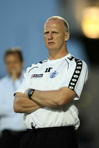 Dowie was unexpectedly sacked today