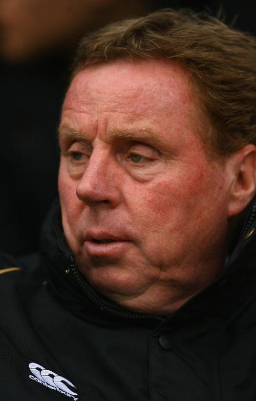 Redknapp was honoured for taking Portsmouth to FA Cup glory