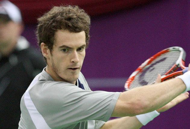 Few would bet against Murray ripping through a world-class field in the French capital to make another statement of intent ahead of 2009