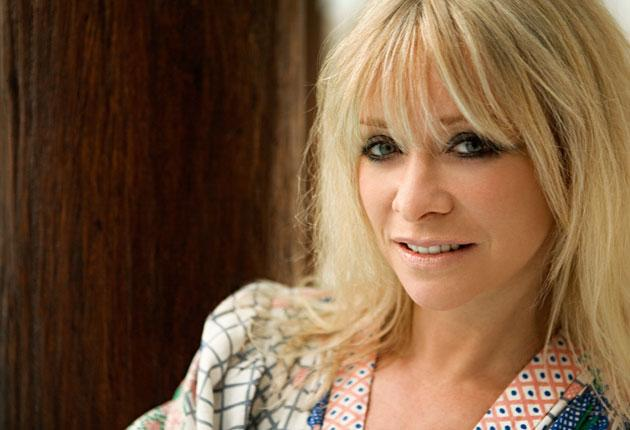 """Jo Wood: """"Junk food is ruining everyone on the planet. And in the future, this era will be known as the Age of Plastic – there's so much around."""""""