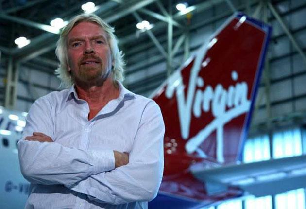 Management at Virgin, owned by Sir Richard Branson, said flight attendants' behaviour was 'totally inappropriate'