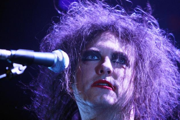 The Cure's Robert Smith has been influencing pop culture for decades
