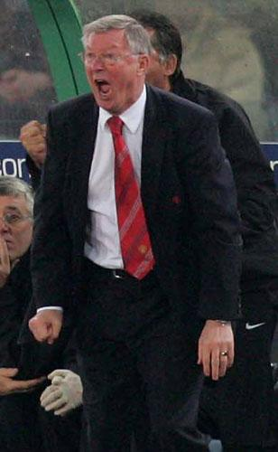 The Football Association has renewed its attempts to challenge Sir Alex Ferguson's conduct with referees