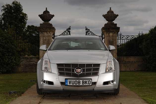 The second-generation CTS is good value when set against the fancier German models