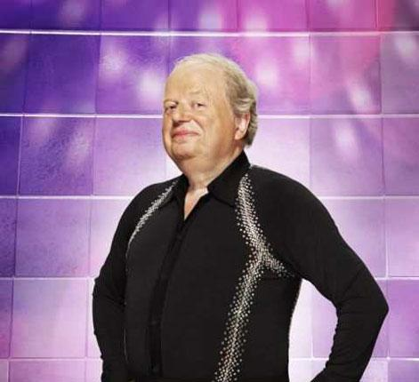 Against all odds: John Sergeant has shimmied into the public's heart, despite the judges