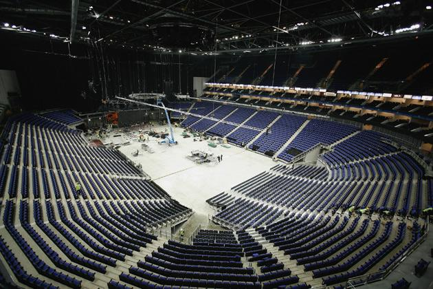 Last night a 27-year-old man was still in a critical condition after being stabbed at the awards, being held at the O2 arena in east London.