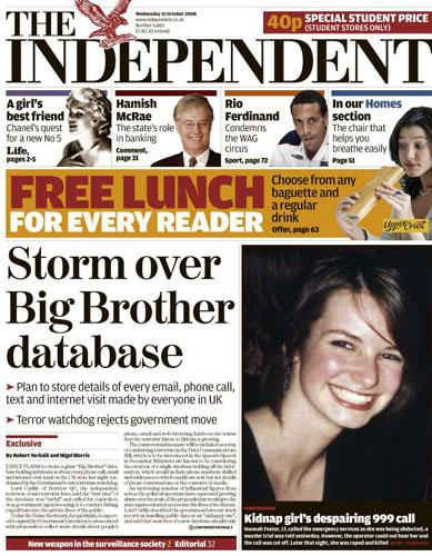 How The Independent broke the story last month