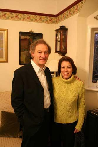 """Sean Worth and his wife Marilyn. Sean says: """"I'm not sure how to invest before my retirement""""."""
