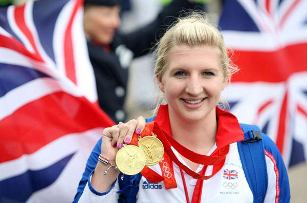 Adlington is the new BBC Sports Personality of the Year favourite