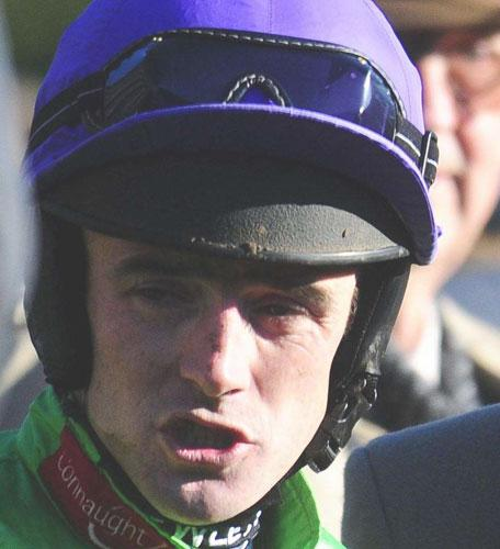 Ruby Walsh is fit to ride tomorrow less than a month after having his spleen removed
