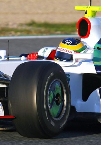 Honda decided to withdraw from Formula One due to the cost of participation