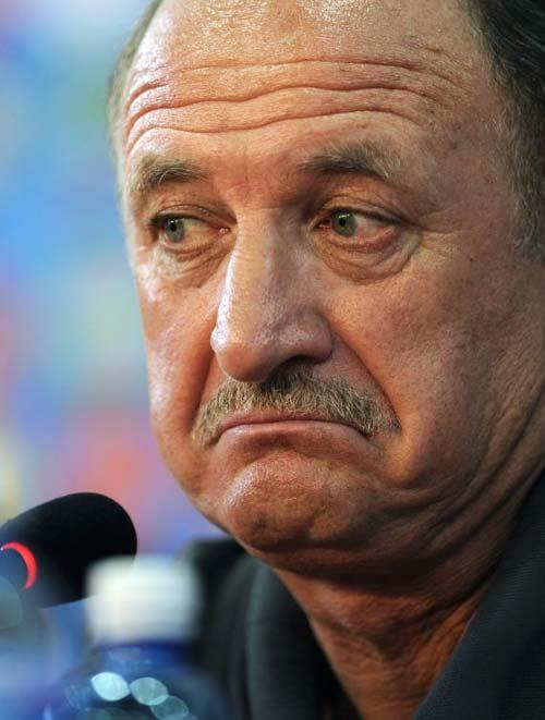 Scolari's Chelsea were frustrated 1-1 at home by West Ham