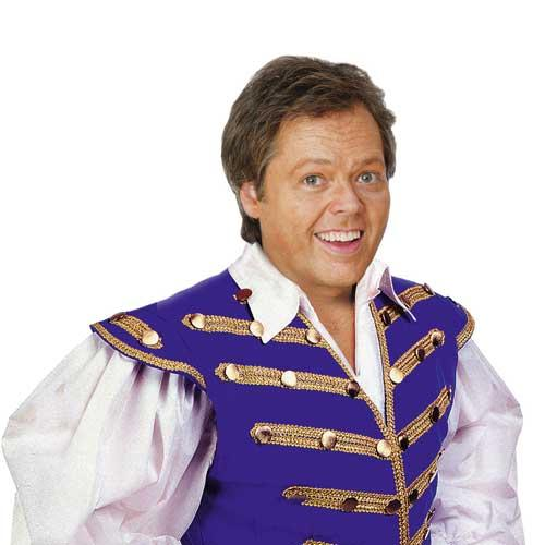 Jimmy Osmond is playing Buttons in Cinderella at Northampton's Royal and Derngate theatre