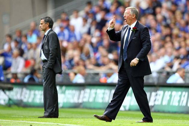 Mourinho enjoyed success at Old Trafford during his time as Porto boss and then developed a strong rivalry with United boss Sir Alex Ferguson after moving to Chelsea.