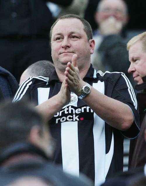 Mike Ashley has struggled to find a buyer for Newcastle United