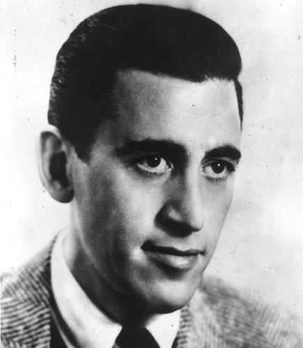 Salinger in 1951, the year Catcher in the Rye was published