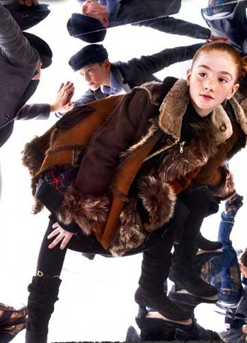 Upscale childrenswear from Dolce & Gabbana