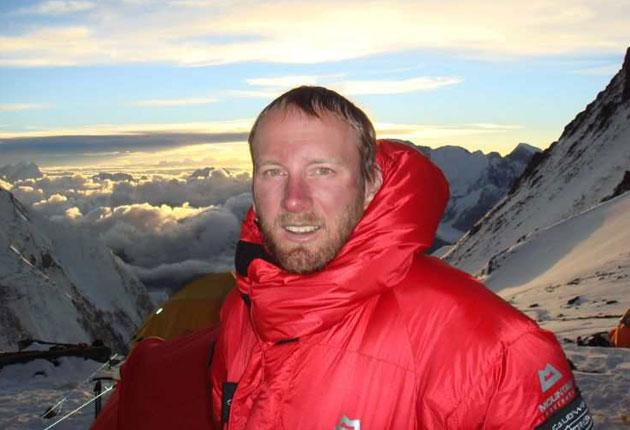 Daniel Martin and his colleagues conducted blood tests on themselves just below the summit of Everest, the anaesthetist and critical care specialist from London had the lowest blood oxygen level ever recorded in a human