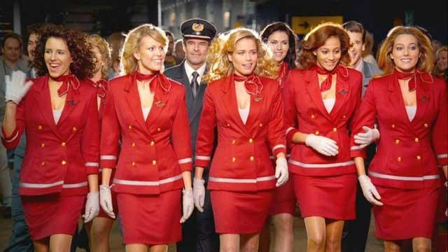The ad is a wonderful reminder of the excitement and glamour that Virgin managed to harness for its debut
