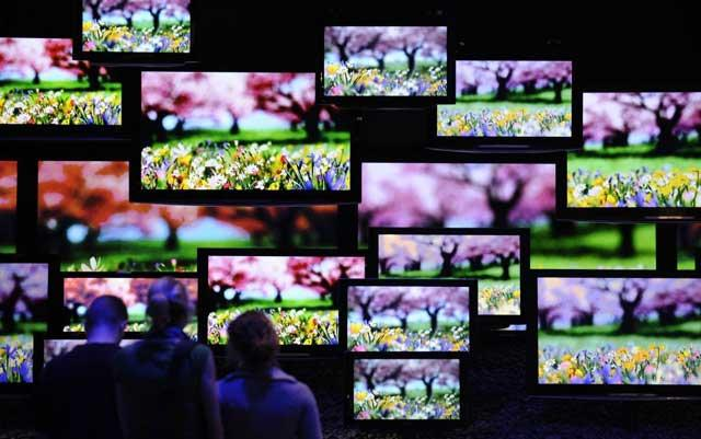 Plasma TVs have been dubbed the '4x4s of the living room' because of their energy wastage