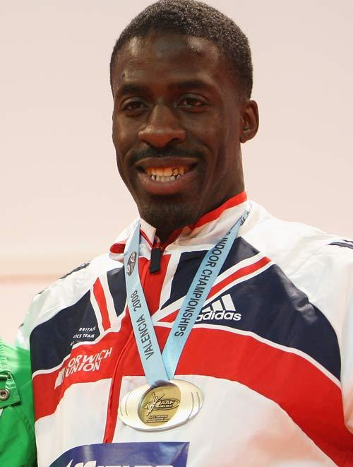 """UK Athletics officials have said in recent weeks that Chambers would be """"welcome"""" in the national squad"""