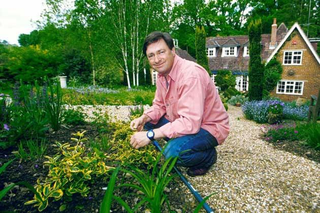 Alan Titchmarsh helped to popularise landscaping, which has given way to 'edible gardening', favoured by a younger generation