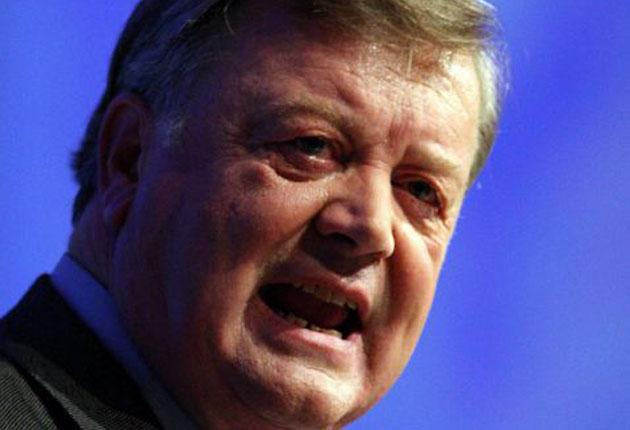 Ken Clarke: Appointment has been questioned by the Tory right