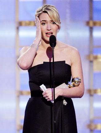 Winslet on the Globes speech: 'Some people haven't been very nice about it, but they've said nice things in America'