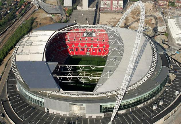 The 2011 Champions Leauge final will be the first European club competition final to be held at the new Wembley Stadium