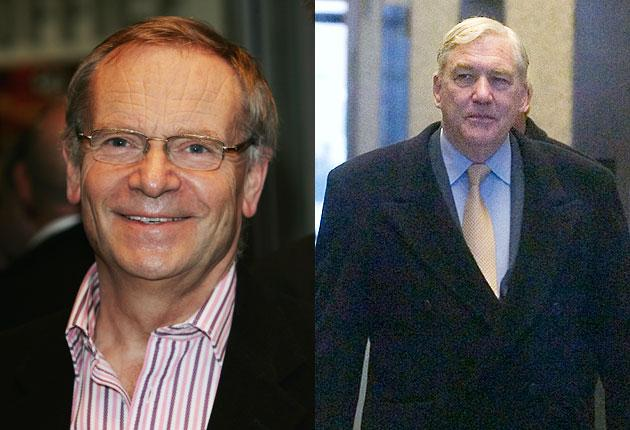 The new law may not lead to the removal of Lord Archer, left, or Lord Black