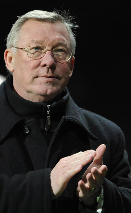 Ferguson beat Eric Cantona and Roy Keane to the award