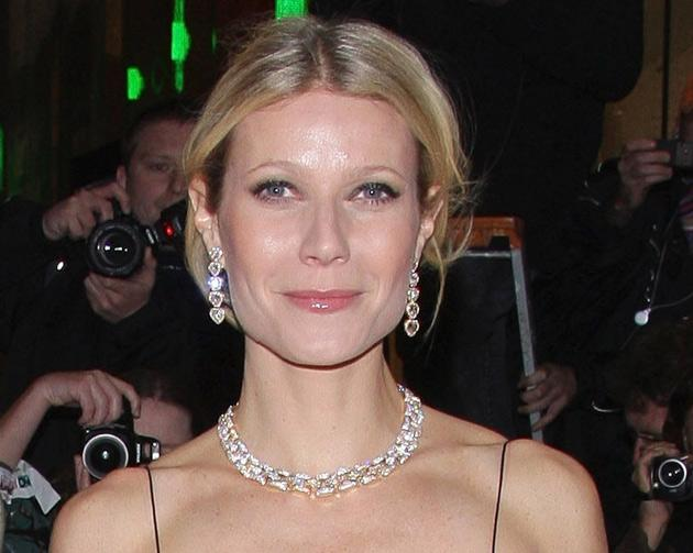 """Gwyneth Paltrow has said she found Jonathan Ross's lewd joke about her """"hilarious"""" - but her father-in-law was not so amused."""