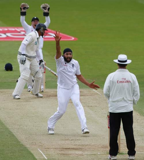 'Monty Panesar still bowls the same ball six times an over' says Boycott