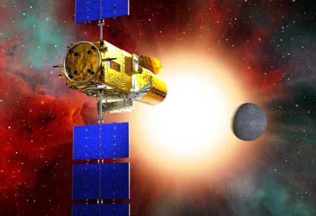 The Corot space telescope scrutinises stars seeking another Earth
