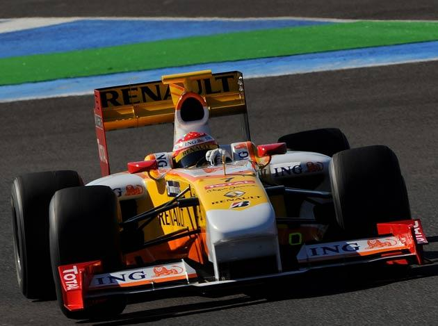 ING is one of Renault's primary sponsors