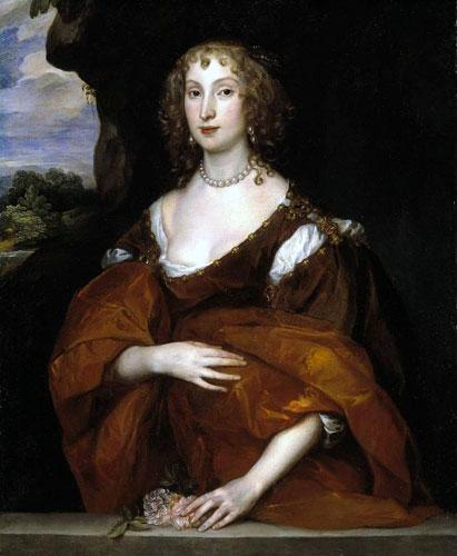 Noblesse oblige: 'Portrait of Mary Hill, Lady Killigrew' (1638) by Van Dyck