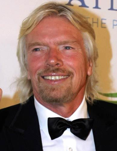 Richard Branson's Virgin Group has been linked with Honda