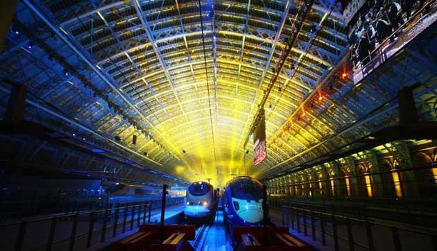 Following repairs to the Tunnel, Eurostar's full schedule will resume from London St Pancras station