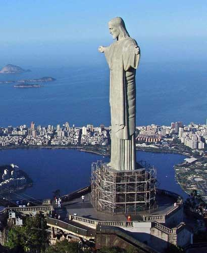 Brazil has an immature and developing market and isn't exposed to the kind of debts that developed Western countries have suffered from.