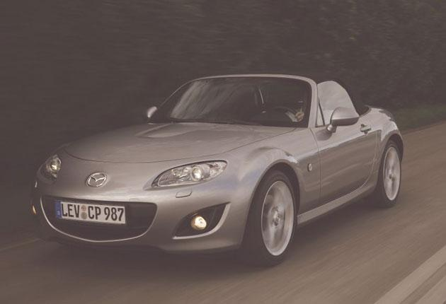 Joyful ride: The engine's sweeter and the steering's a thrill in the new MX-5