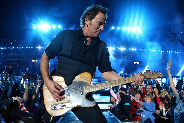 The Boss confirmed earlier this month that he would play Hard Rock Calling at London's Hyde Park on June 28, fuelling widespread speculation that he was also set to showcase his talents at Glastonbury.