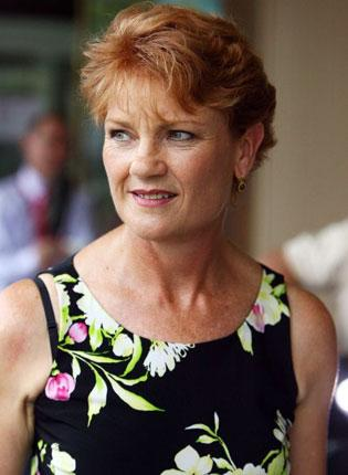Pauline Hanson is planning a political comeback as an independent