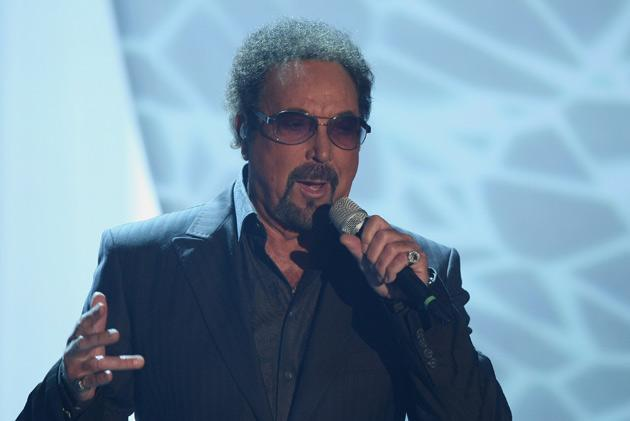 The song, featuring Welsh crooner Tom Jones and Robin Gibb from the Bee Gees, the group that wrote the original song, was released to raise money for children in Africa.