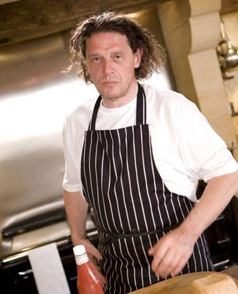 Marco Pierre White hoped to emulate the success of Gordon Ramsay on US television