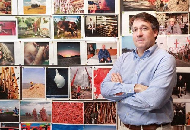 Picture perfect: Getty founder Jonathan Klein predicts a profitable future for user-generated websites wanting to make money from their images