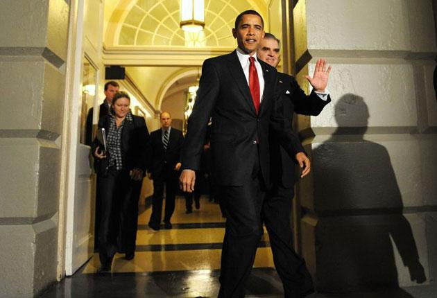 President Obama is set for a busy week